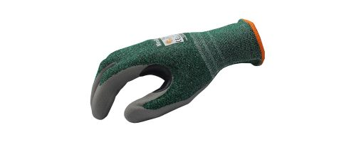 MaxiCut Oil Resistant Level 3 Palm Coated Grip Gloves
